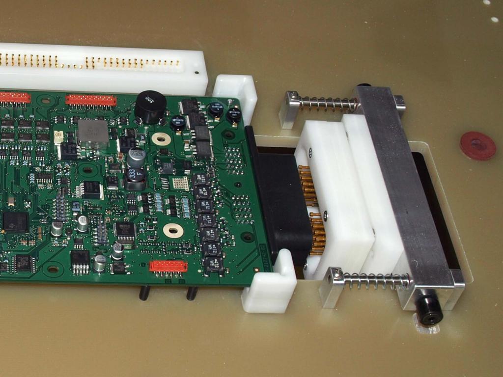 Mechanical Side Access Test Fixture